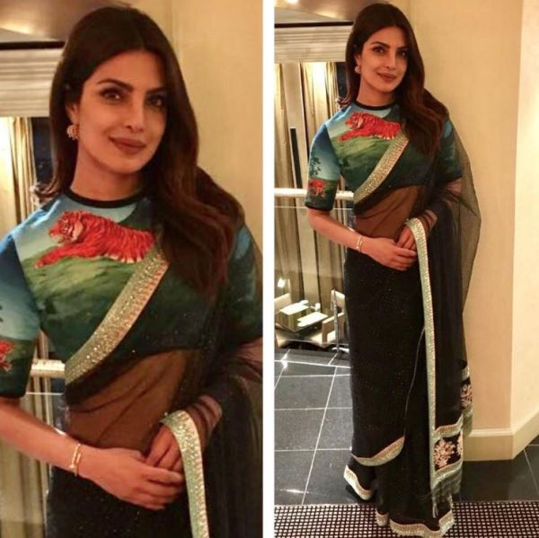 3 saree goals