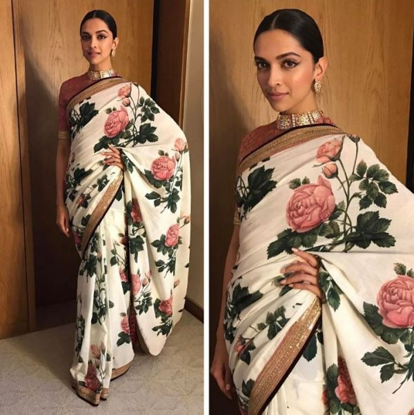 5 saree goals