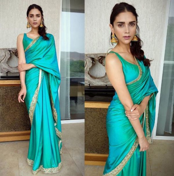 8 saree goals
