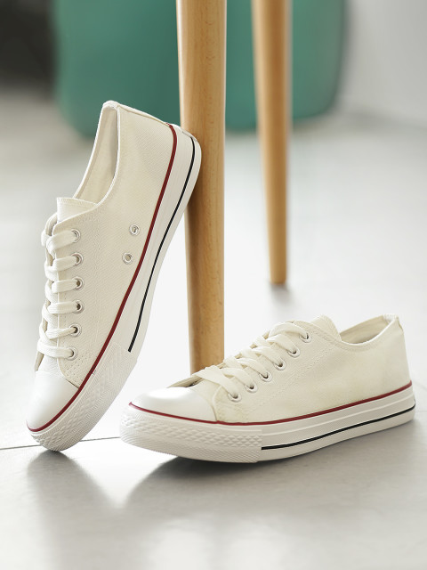 5.white sneakers