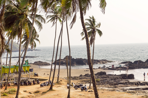 7 budget places in goa