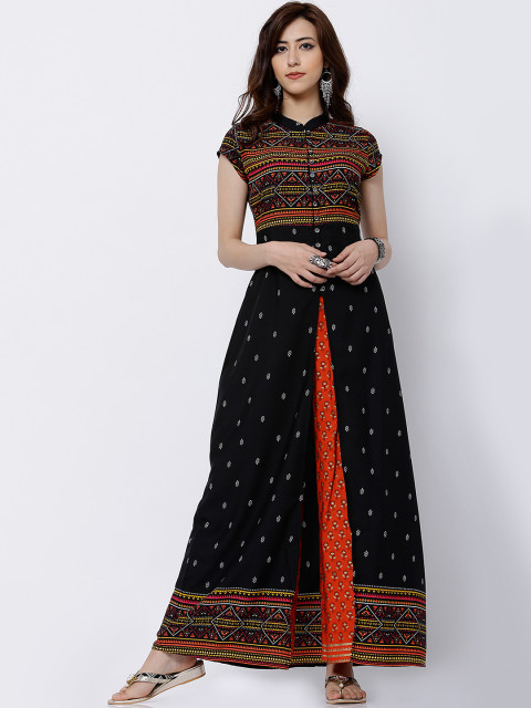 3 dos and donts of wearing ethnic wear slit kurta black