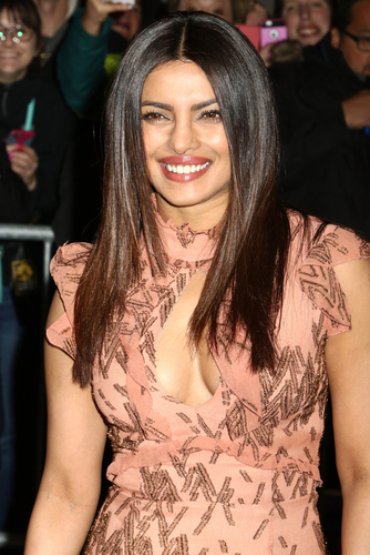 8 hairstyles for women - priyanka chopra straight hair