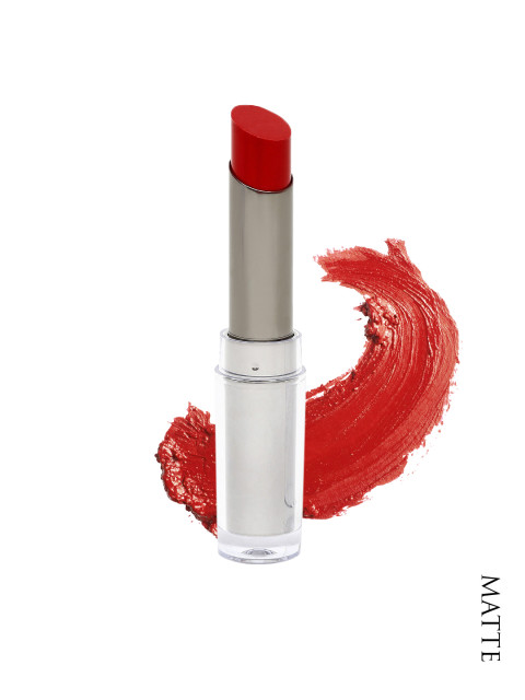 1 beauty products - Lakme Absolute Sculpt Studio Hi-Definition Matte Red Navy Lipstick B001
