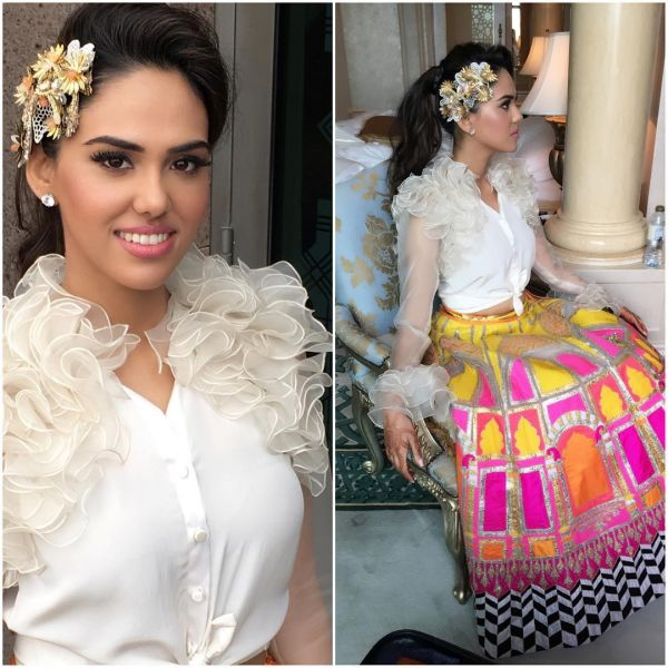 1 hairdos for the summer bride - namrata soni bridal pony