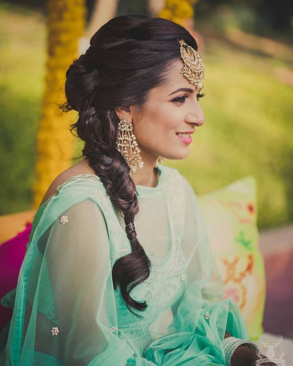 5 hairdos for the summer bride - fishtail briad