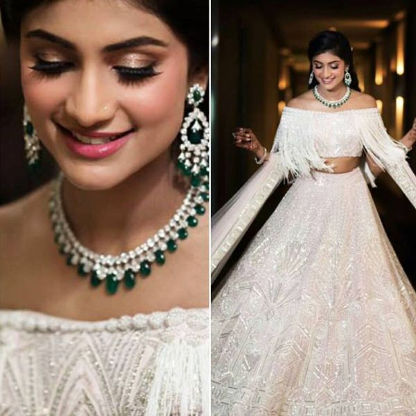 8 bridal blouse designs - abu jani and sandeep khosla