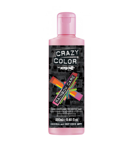 13 hair colour products - Crazy Color Rainbow Care Conditioner