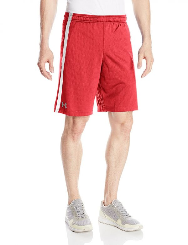 8 workout outfits red shorts men