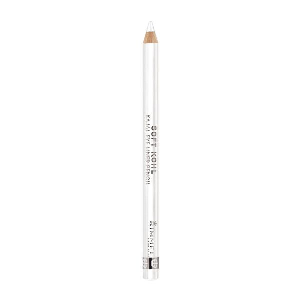 6 kinds of kajal wearers - Rimmel London Soft Kohl Kajal Eyeliner Pencil  Pure White