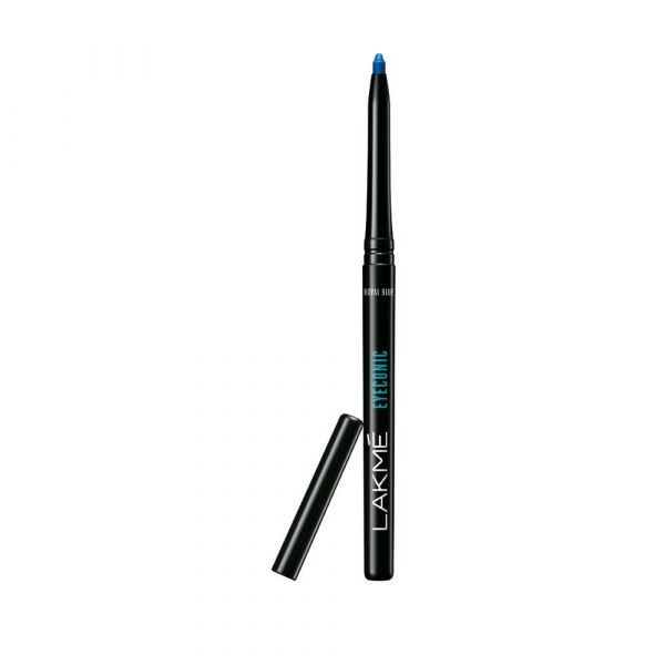 1 kinds of kajal wearers - Lakme Eyeconic Kajal  Royal Blue