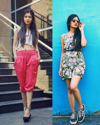 4 Brunch Looks, 1 Fabulous Blogger: Style Seeking while Hanging with Your BFFs