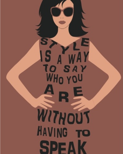 21 Fabulous Fashion Quotes for Those Days When You Need a Little Inspiration!