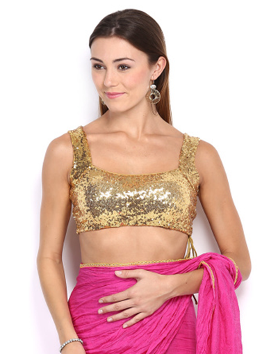 The Best Sari Blouses for Every Body Type!
