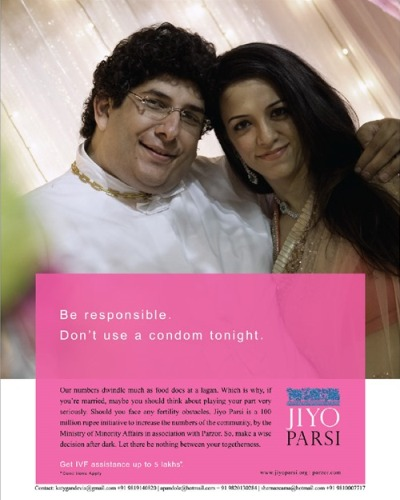 #JiyoParsi: What a Young Parsi Woman Has to Say about the Ads