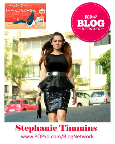 Stephanie Timmins Of Feisty Fox Diaries Joins The POPxo Blog Network