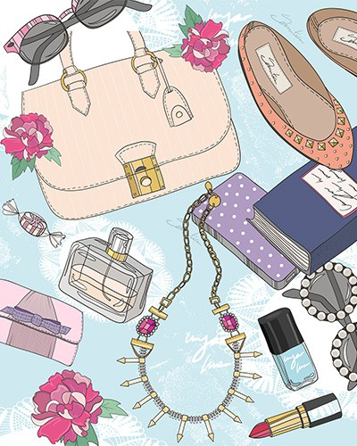 Beauty Emergency Kit: What Is in YOUR Handbag?