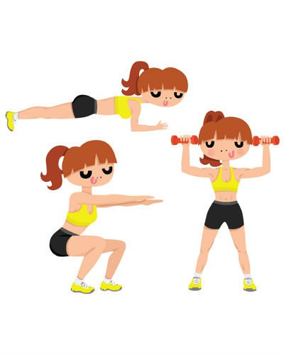 #LeggyLass: 6 Simple Exercises to Tone Up Your Thighs!