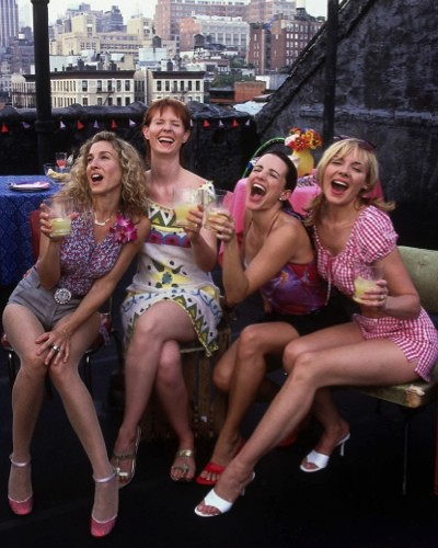 #SATC: Which Sex and the City Character Are You?