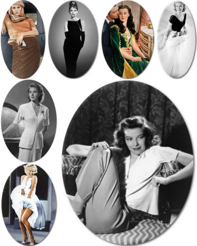 Steal the Look of These 7 Iconic Hollywood Women