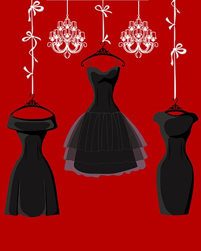 10 LBDs We'd Love to Wear for Valentine's Day!