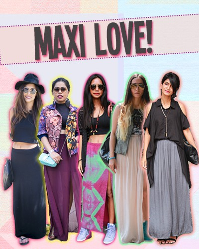 Max Up Your Style: How To Rock The Maxi Skirt Every Single Day!