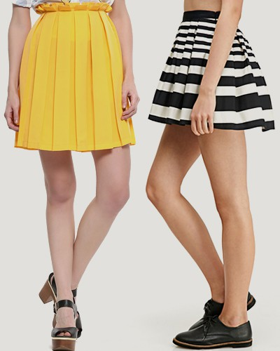 Fashion Meets Fitness: Get In Shape For The Mini Skirt!