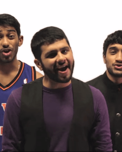 This Super-Cool Bollywood Mashup Will Make Your Day!