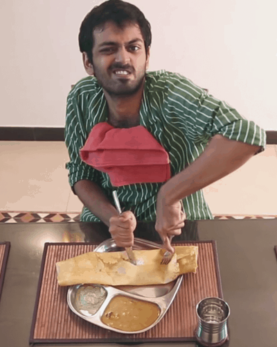 Mind It! How To Annoy A Person From Madras In Just 60 Seconds