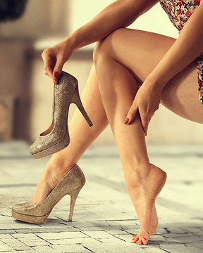 #Ouch: How To Help Your Feet Recover From Your Heels!