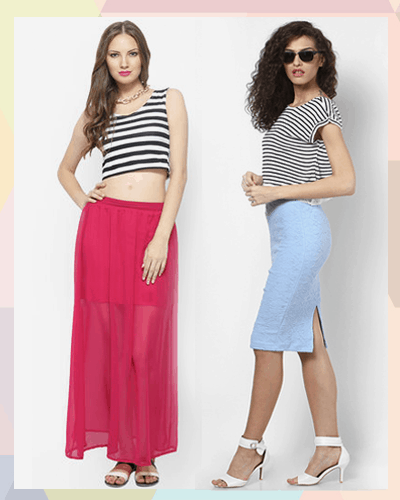 Skirting The Issue: The BEST Skirts For Every Body Type!