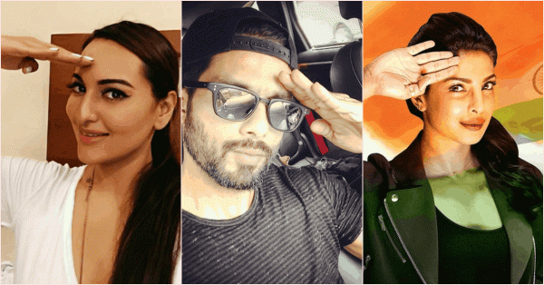 #SaluteSelfie: This Independence Day, Pay Tribute The Celeb Way!