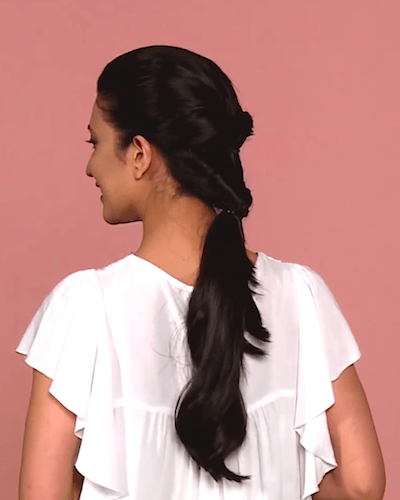 3 Awesome Ways To Rock The Inverted Ponytail NOW!