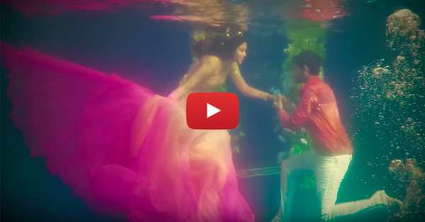 Underwater Proposal! What Will The Wedding Will Be Like?!