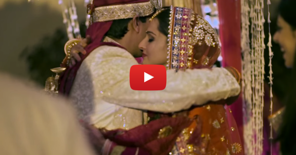 #Aww: This Groom Says The SWEETEST Things About His Bride!