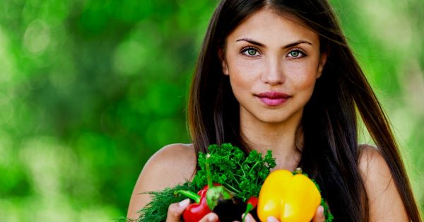 Strong & Shiny: 10 Foods That Help Your Hair Grow FASTER!!