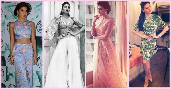 10 Times We Fell In Love With Jacqueline Fernandez's Style!
