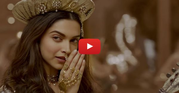 Deepika Is SIZZLING In The Spectacular