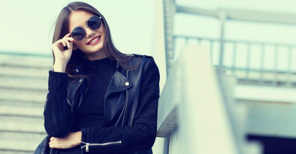Diamonds Are Forever… So Are REAL Leather Jackets! Here's Why!