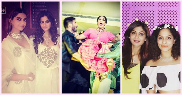 A Star Studded Wedding Bash - Here Are Our FAV Moments!
