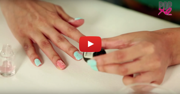 How To Get Frosted Nails At Home With YOUR Fav Shades!