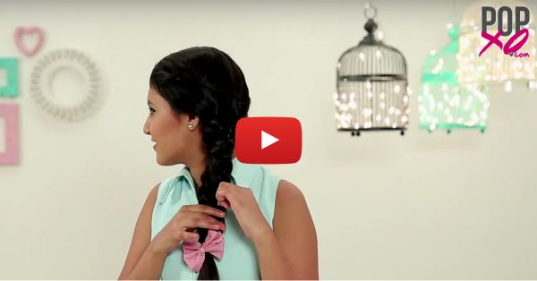 Two Quick And Pretty Ways To Braid Your Hair!