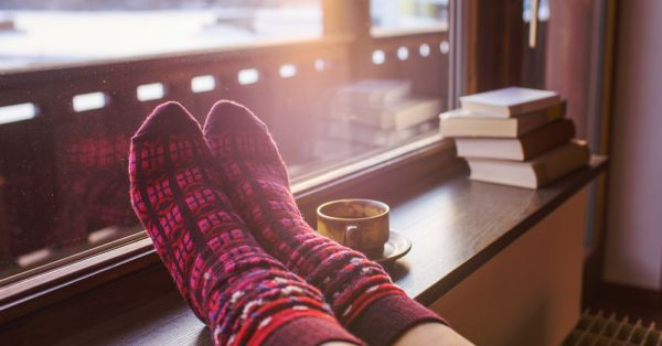 Stay Warm (And Happy) With The Cutest Socks And Hankies!