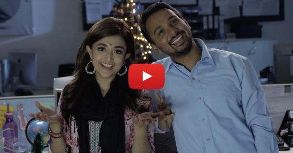 #Aww: This Christmas Love Story Is Just TOO Adorable!