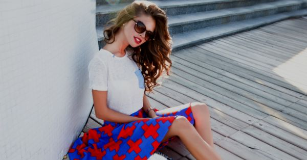 Colour Me Merry! 10 Amazing Outfits For Christmas!