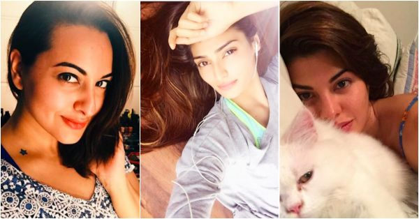 """Ditch The Makeup! Our Fav Celebs Inspire Us To Go """"Bare"""""""