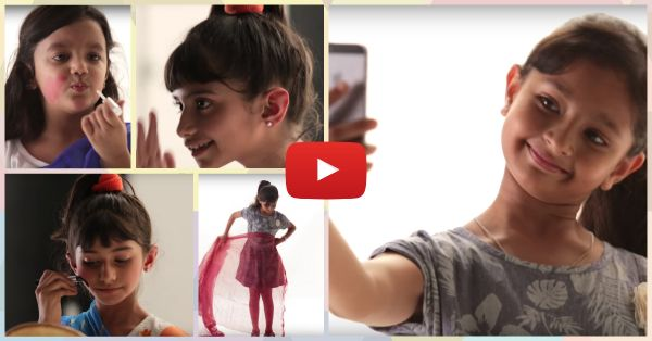 Little Girls Acting Like Grown-Ups - This Is So ADORABLE!