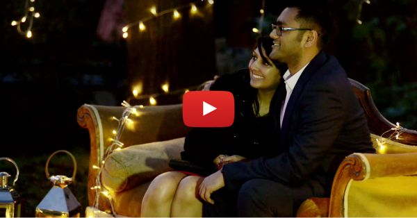 #Aww: He Found The PERFECT Song To Propose To Her!