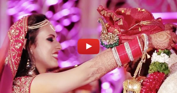 #Aww: The Groom Says The Most ADORABLE Thing About His Bride!