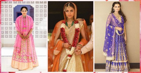 Dulhan Ho To Aisi! Our Favourite Bollywood Bridal Looks!